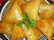 """Briouates poulet champignons noir """"Recettes Ramadan"""""""