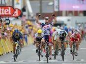 Tour France classement 5ème étape