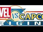 Marvel Capcom Origins annoncé