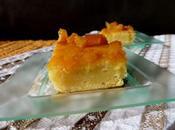 Gâteau Ricotta maïs agrumes