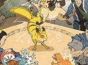 Pokémon estampe japonaise