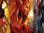 Trilogie Spider-Man (2002/2004/2007) Raimi