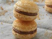 Macarons Spéculoos Chocolat Lait