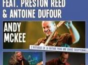 places gagner pour Andy McKee octobre 2012 Cigale