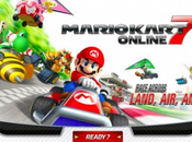 Scam attention Mario Kart Online Facebook