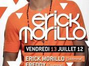 13/07 ERICK MORILLO BACK Showcase places gagner