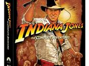 Indiana Jones débarque Blu-ray, édition remasterisée image Master Audio Trailer Comic-Con