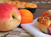 Muffins Pêche AbricOt