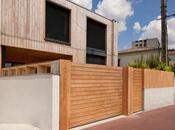 Maison d'architecte bois
