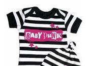 Body original pour bébé, Baby Punk