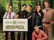 Critiques Séries Eureka. Saison BILAN.