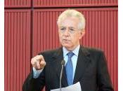 Italie Monti, parole actes