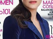 Marion Cotillard couverture Vogue,