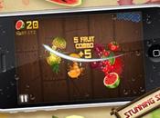 Fruit Ninja gagne chaque mois revenus publicitaires!