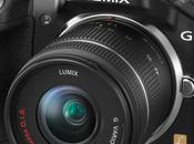 Panasonic Lumix déjà toile