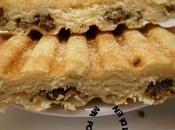 Matlo3 pain arabe farci cuit gril