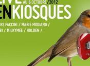 vous dévoile quelques noms pour Kiosquorama 2012