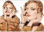 Golden Jungle Dior collection make l'automne 2012