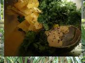 Vinaigrette l'Orange pour Salade Verte