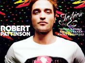 Robert Pattinson Black Book