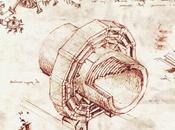dessiné Leonard Vinci