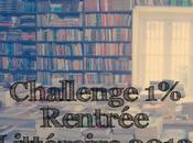 Participation deux nouveaux challenges littéraires