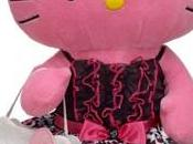 peluche Hello Kitty Pink Leopard