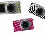 Personnalisez votre appareil photo numérique Olympus avec skin original