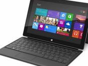Surface Microsoft choisit avec soin partenaires