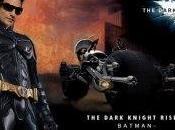 combinaison moto Dark Knight Rises