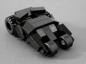 mini véhicules Batman LEGOs