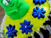 Cupcake Barbapapa