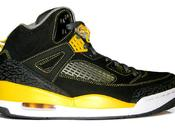 Jordan Spiz'ike Black University Gold