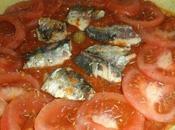 Tarte persillé sardine