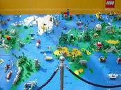 planisphère Lego