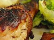 Poulet façon Nigella four barbecue
