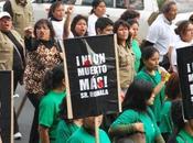 Pérou Rejet massif projet minier Conga (Cajamarca) libération onze enfants-soldats d'un camp terroriste Sentier lumineux