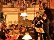 Concert baroque l'hôtel Terrasses avec l'ensemble Phaéton Mardi Août 2012