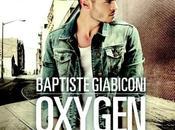 Exclusif Baptiste Giabiconi, pochette album