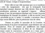 Fouilles archéologiques Courtine population mobilise pour conserver site