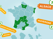 L'Auvergne consolide 2ème place Facebook