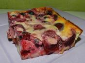 CLAFOUTIS CERISES JULIA CHILD