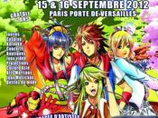 Paris Manga Sci-Fi Show approche