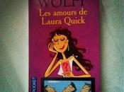 amours Laura Quick, d'Isabel Wolff