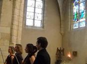 Mozart Onslow enchantés Quatuor Ruggieri concert Douves d'Onzain