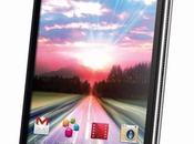 Test smartphone Optimus LG-P880