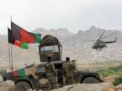 Afghanistan Près sites militaires étrangers fermés transférés