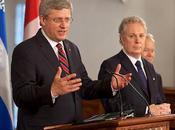 Élections Québec 2012 stratégies Stephen Harper...