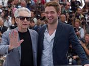 Robert Pattinson Cronenberg seront bourse