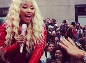 Nicki Minaj tout déchiré Today show. vidéos performances